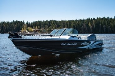 NorthSilver 615 Fish Sport